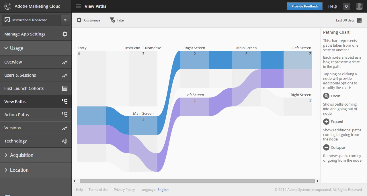 adobe analytics for apps