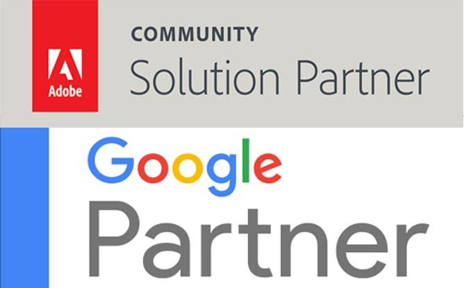 Google and Adobe Certified Partner Agency